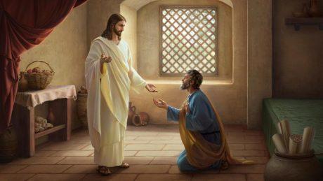 jesus asked peter 3 times